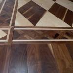 parquet a listoni e quadroni in legno massello