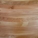 foto parquet in legno massello a listoni curvi